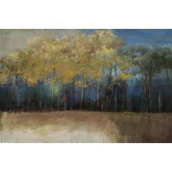 Art Print: Night Comes by Sloane Addison? : 18x12in