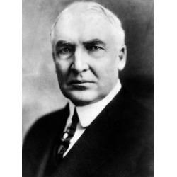 Photo: Warren G. Harding, United States President 1921-1923, 1920s: 24x18in