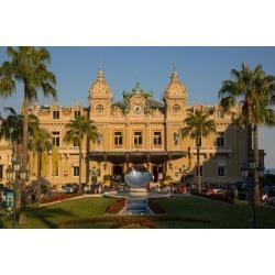 Photographic Print: Casino, Casino Square, Monaco, Europe by Frank Fell: 24x16in