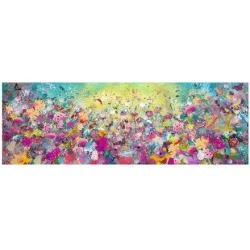 Premium Giclee Print: Magic Garden Spring by Claire Westwood: 24x32in