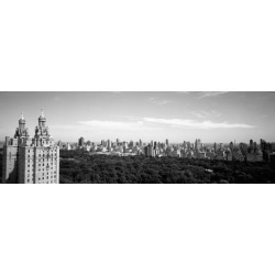 Photographic Print: Cityscape of New York, NYC, New York City, New York State, USA: 42x14in found on Bargain Bro Philippines from Art.com for $25.00