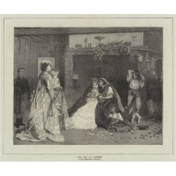 Giclee Print: Good Luck, in the International Exhibition by Charles Baugniet: 24x18in