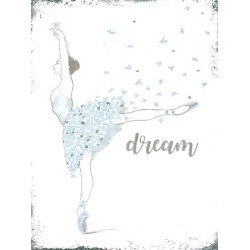 Art Print: Dream Dancer II by Wild Apple Portfolio: 32x24in