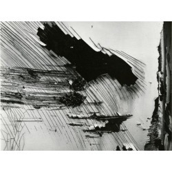 Photographic Print: Cracked Paint, 1972 by Brett Weston: 12x9in