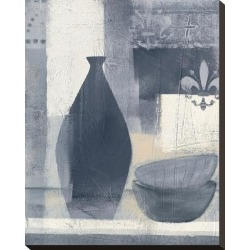 Stretched Canvas Print: Grey in Grey by Anna Flores: 22x18in found on Bargain Bro India from Art.com for $125.00