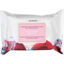 Korres Face Care Pomegranate Cleansing Wipes found on MODAPINS from Indulge Beauty for USD $8.86