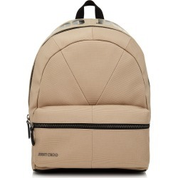 REED Chai Canvas Backpack found on MODAPINS from Jimmy Choo UK for USD $501.12