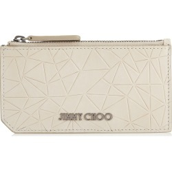 CONWAY Moon Star Printed Nubuck Card Holder found on MODAPINS from Jimmy Choo UK for USD $117.10