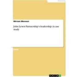 John Lewis Partnership's leadership. A case study