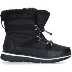 Womens Carvela Comfort Rioblack Waterproof Snow Boots, 7 UK found on MODAPINS from Shoeaholics for USD $139.60
