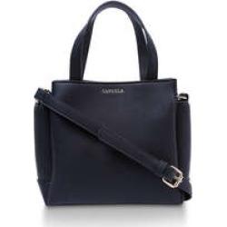 Carvela Jail Mini Tote - Black Mini Tote Bag found on MODAPINS from Kurt Geiger UK for USD $68.86