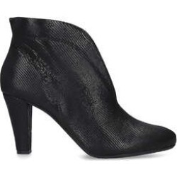 Womens Carvela Comfort Ridablack Mid Heel Ankle Boots, 4 UK found on Bargain Bro UK from Shoeaholics