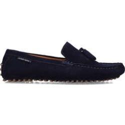 KG Kurt Geiger Baxter - Navy Slip On Shoes found on Bargain Bro UK from Kurt Geiger UK