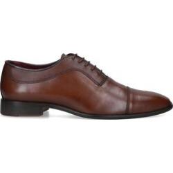 Kurt Geiger London Banbury - Tan Leather Oxford Shoes found on Bargain Bro UK from Kurt Geiger UK