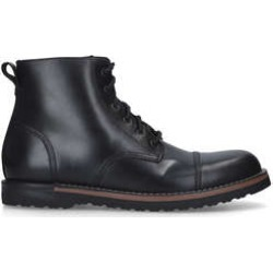 Mens Aldo Erireniaerirenia Boots Aldo Black Leather Military Boot, 6.5 UK found on MODAPINS from Shoeaholics for USD $98.94