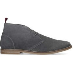 KG Kurt Geiger Porter - Grey Desert Boots found on MODAPINS from Kurt Geiger UK for USD $94.30