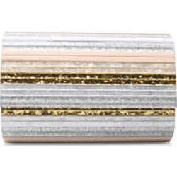 Kurt Geiger London Party Envelope - Metallic Acrylic Clutch Bag found on Bargain Bro UK from Kurt Geiger UK