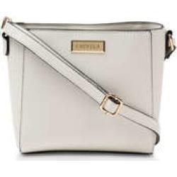 Carvela Donnie Small Cross Body - Cream Cross Body Bag found on MODAPINS from Kurt Geiger UK for USD $32.60