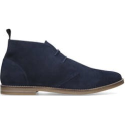 KG Kurt Geiger Porter - Navy Desert Boots found on MODAPINS from Kurt Geiger UK for USD $94.30