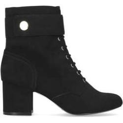 Nine West Querna - Black Mid Heel Ankle Boots found on Bargain Bro UK from Kurt Geiger UK