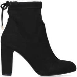 Carvela Pacey - Black Block Heel Ankle Boots found on Bargain Bro UK from Kurt Geiger UK