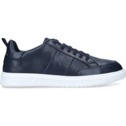 KG Kurt Geiger Walker - Navy Lace Up Sneakers found on MODAPINS from Kurt Geiger UK for USD $123.11
