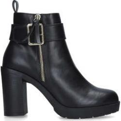 Miss KG Jaqueline - Black Block Heel Chunky Chelsea Boots found on Bargain Bro UK from Kurt Geiger UK
