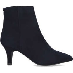 Womens Carvela Comfort Romynavy Suede Ankle Boots, 4 UK found on Bargain Bro UK from Shoeaholics
