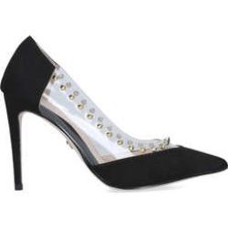 Womens Kg Kurt Geiger Artieblack Perspex Stiletto Heels, 8 UK found on MODAPINS from Shoeaholics for USD $40.39