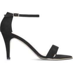 Womens Carvela Kinkblack Mid Heel Sandals, 4 UK found on Bargain Bro UK from Shoeaholics