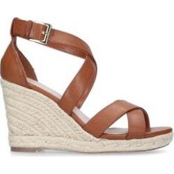Carvela Smashing - Tan Espadrille Wedge Sandals found on Bargain Bro UK from Kurt Geiger UK