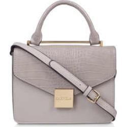 Womens Carvela Fame Top Handle Totefame Top Handle Tote Handbags Carvela Taupe Shoulder Cross Body found on Bargain Bro UK from Shoeaholics