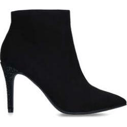 KG Kurt Geiger Fizzy - Black Embellished Stiletto Heel Ankle Boots found on Bargain Bro UK from Kurt Geiger UK