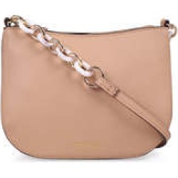Womens Carvela Isla Cross Bodyisla Xbody Handbags Carvela Camel Synthetic found on Bargain Bro UK from Shoeaholics