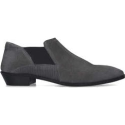 KG Kurt Geiger Shaw - Grey Slip On Formal Shoes found on MODAPINS from Kurt Geiger UK for USD $39.63
