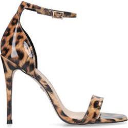 7b5cd3c189 Kg Kurt Geiger Ali - Leopard Print Stiletto Heel Sandals found on Bargain  Bro UK from