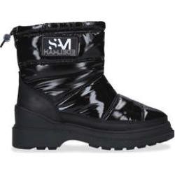 Sam Edelman Carlton Wp - Black Patent Snow Boot found on MODAPINS from Kurt Geiger UK for USD $61.37
