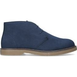 KG Kurt Geiger Hampton - Navy Desert Boots found on MODAPINS from Kurt Geiger UK for USD $53.30
