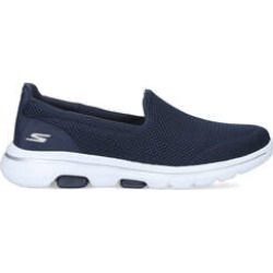 Womens Skechers Go Walk 5, 6.5 UK, Navy