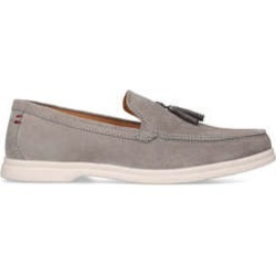 KG Kurt Geiger Onyx - Grey Tassel Loafers found on MODAPINS from Kurt Geiger UK for USD $39.63