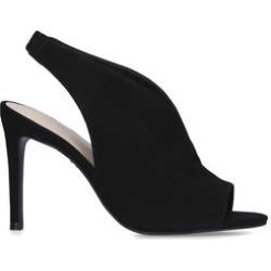 Womens Carvela Guiltyblack Slingback Stiletto Heels, 6 UK found on MODAPINS from Shoeaholics for USD $68.25