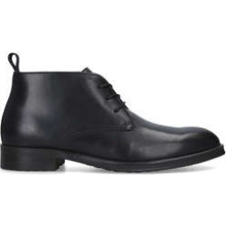 Mens Aldo Astericienastericien Boots Aldo Black Leather Desert Boot, 7 UK found on MODAPINS from Shoeaholics for USD $73.90