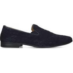 KG Kurt Geiger Oliver - Navy Loafers found on MODAPINS from Kurt Geiger UK for USD $32.80