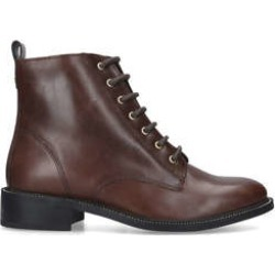 Carvela Spike - Brown Lace Up Ankle Boots found on Bargain Bro UK from Kurt Geiger UK