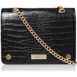 Womens Rhona X Body Handbags Carvela Black Shoulder Cross Body found on Bargain Bro UK from Shoeaholics