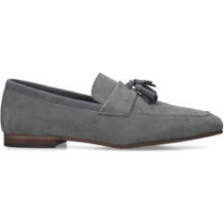 KG Kurt Geiger Bath - Grey Tassel Loafers found on MODAPINS from Kurt Geiger UK for USD $39.63