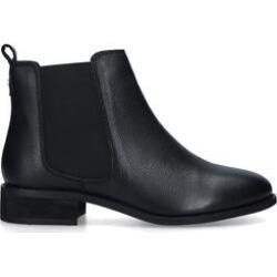 Carvela Stormy - Black Leather Chelsea Boots found on Bargain Bro UK from Kurt Geiger UK