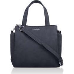 Womens Carvela Jail Mini Totedark Grey Mini Tote Bag, No Size, Grey Dark found on Bargain Bro UK from Shoeaholics