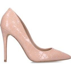 Aldo Stessy - Tan Stiletto Heel Court Shoes found on MODAPINS from Kurt Geiger UK for USD $65.33