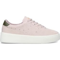 Womens Gola Super Court Suede, 5 UK, Pink found on MODAPINS from Shoeaholics for USD $66.86